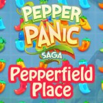 Pepper Panic Saga Episode 1: Pepperfield Place