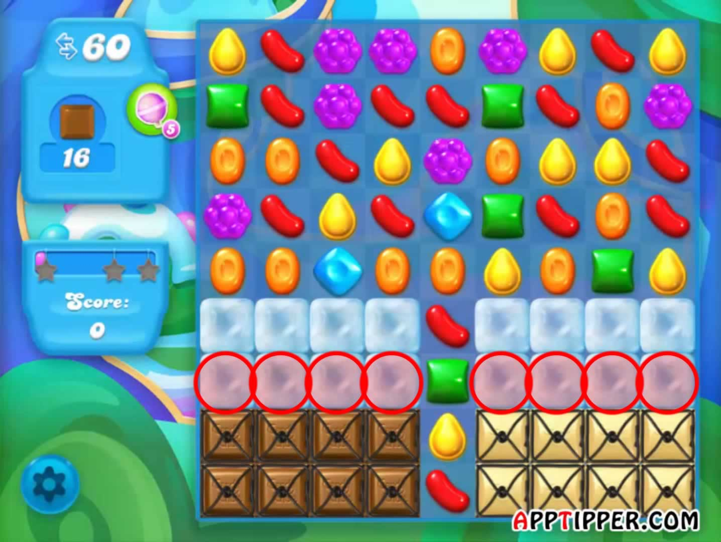 how to win candy crush 1620