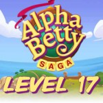 AlphaBetty Saga Level 17