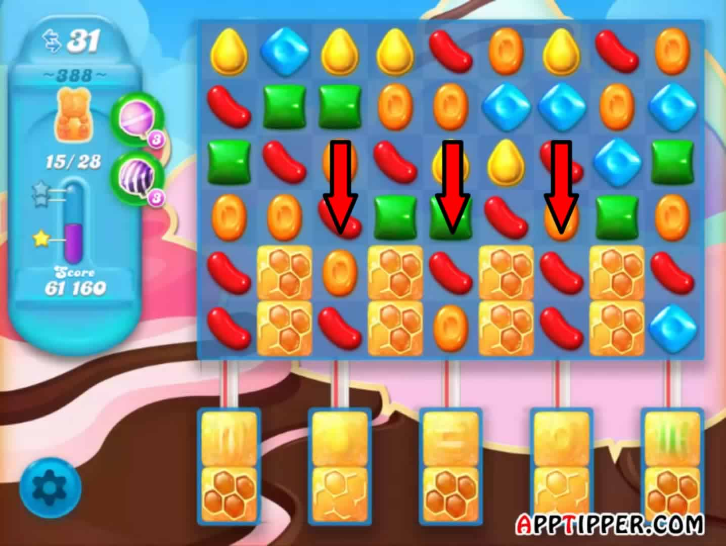how to win candy crush