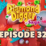 Diamond Digger Saga Episode 32 - Crashteroid