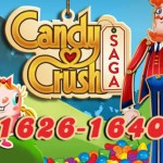 Candy Crush Saga Episode 110 (1626 - 1640)