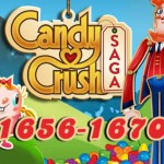 Candy Crush Saga Episode 112 (1656 - 1670)