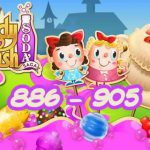 Candy Crush Soda Saga Episode 55 (886 - 905)
