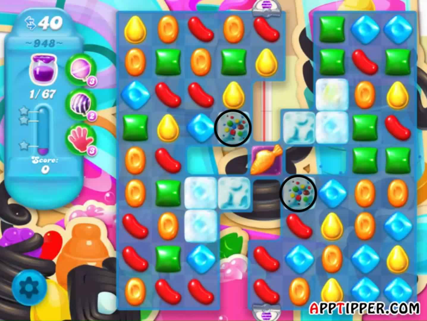 Candy Crush Soda level 948 Image