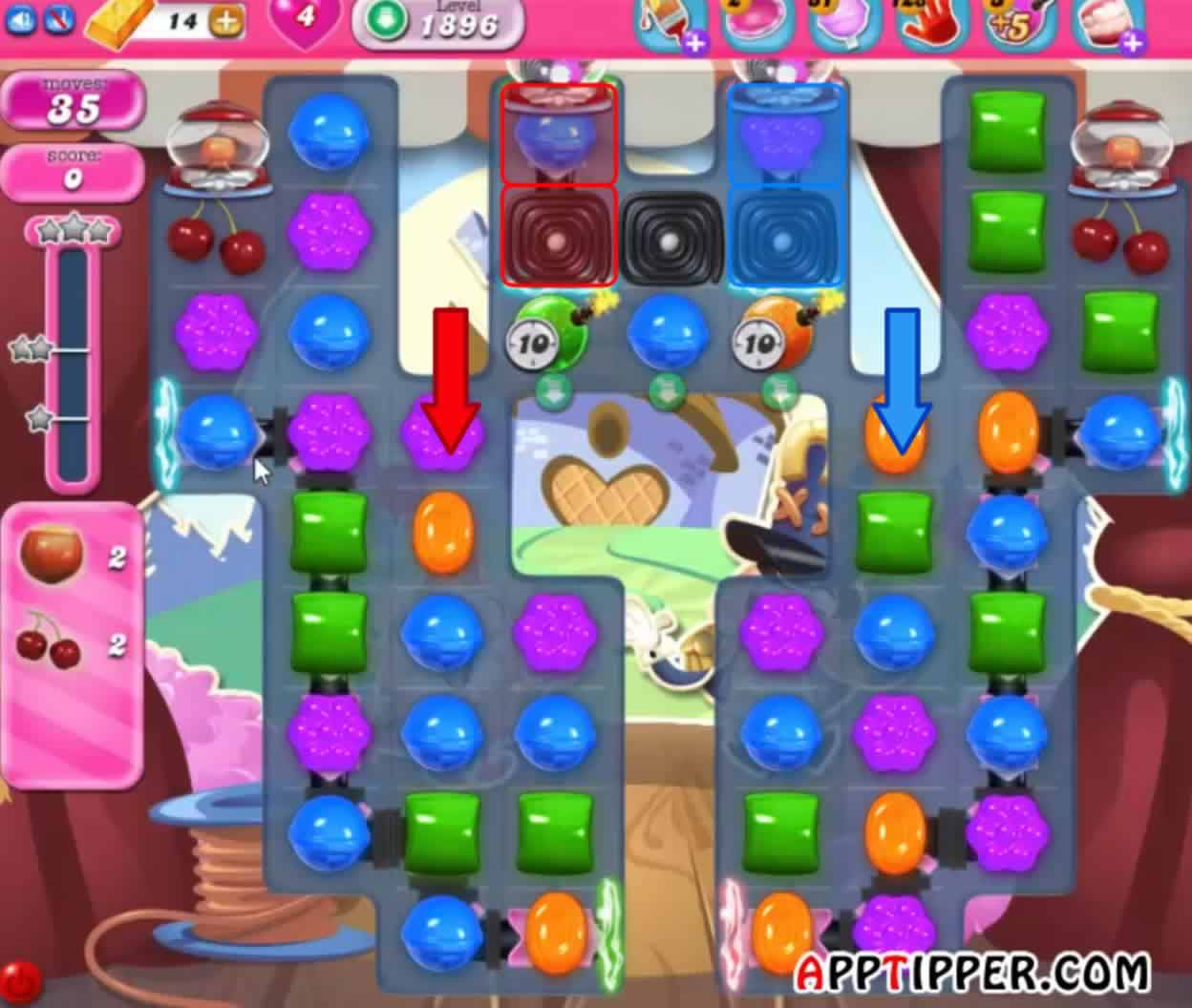 how to finish candy crush