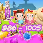 Candy Crush Soda Saga Episode 60 (986 - 1005)