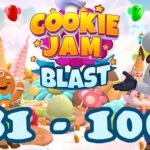 Cookie Jam Blast Episode 7 / Level 81 - 100