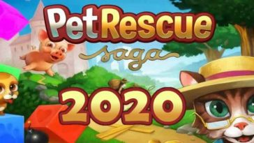 Pet Rescue Saga Level 2020