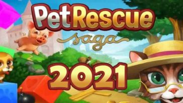 Pet Rescue Saga Level 2021