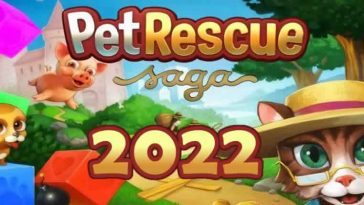 Pet Rescue Saga Level 2022